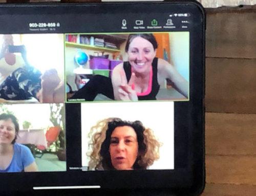 Videolezioni di Pilates con Luciana Merlotti