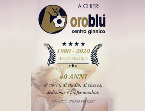I 40 anni del Centro Ginnico Oroblù